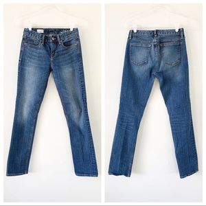 GAP Real Straight Cut Jeans size 26r